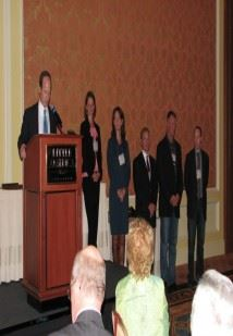 Spence Law Honored at State Bar Meeting